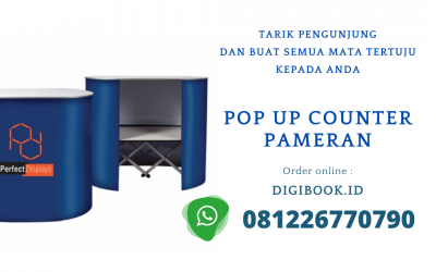 Pop Up Table Promosi