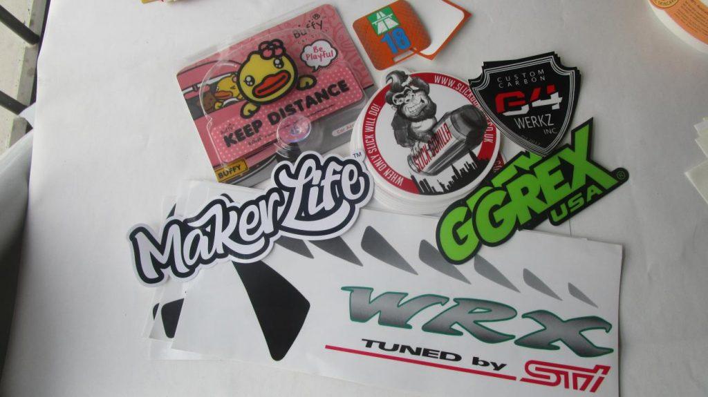 Stiker HVS   Percetakan Stiker Label Kemasan Semarang