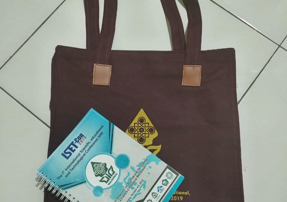 5 Ide Pembuatan Souvenir Seminar kit Untuk Acara Seminar