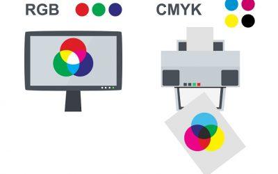 Perbedaan Warna RGB vs CMYK – Digibook Digital Printing Semarang