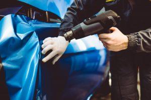 proses branding mobil percetakan stiker semarang
