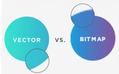 Perbedaan Gambar Vektor dan Raster – Digital Printing Digibook Promotion