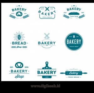 desain stiker label typografi percetakan stiker semarang