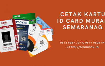 Cetak kartu Id Card Murah di Semarang
