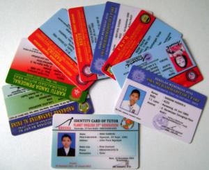 Cetak Kartu Id Card Pelajar Semarang Digibook Promotion
