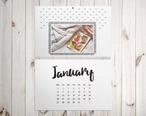 cetak kalender online kendal