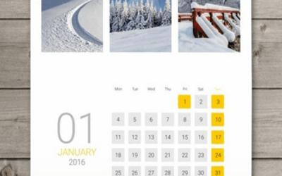 Percetakan Online Kalender 2021 di Salatiga – Ungaran – Ambarawa