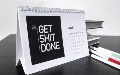 Percetakan Kalender Online 2021 di Bekasi