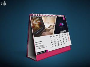 cetak kalender meja wonosobo
