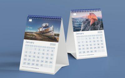 Cetak Kalender 2021 Online di Tegal