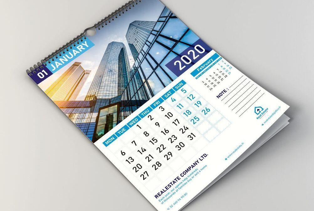 Cetak Kalender 2021 Online Wonosobo