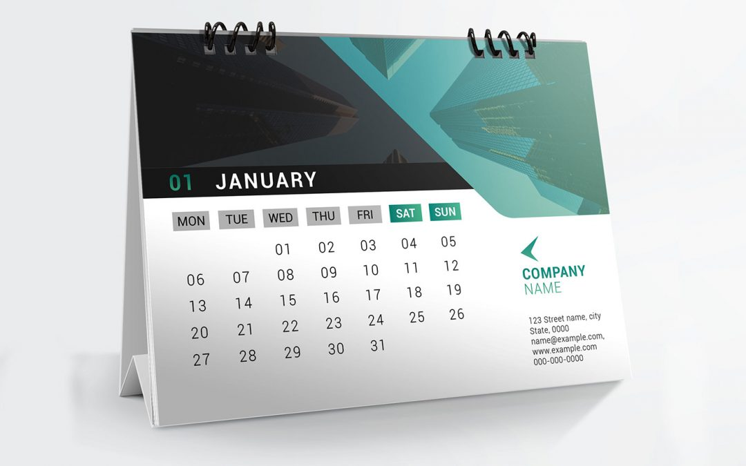 Jasa Cetak Kalender 2021 Rembang - Digibook Promotion