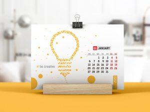 cetak kalender custom 2022 Jakarta