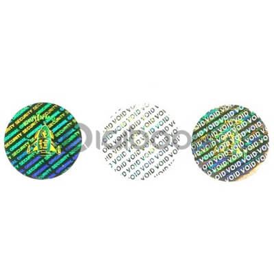Cetak Stiker Hologram 1 Digibook Promotion