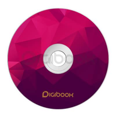 DVD Atau Kaset CD Digibook Promotion