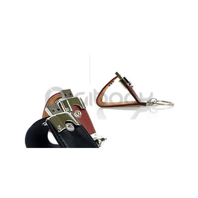 Detail Flashdisk Leather FDLT27 Digibook Promotion