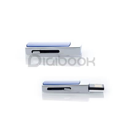 Detail Flashdisk Metal FDMT21 Digibook Promotion