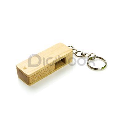 Detail Flashdisk Wood FDWD21 Digibook Promotion