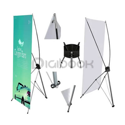 Display Sistem Banner X Digibook Promotion