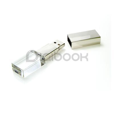 Flashdisk Crystal FDSPC26 Digibook Promotion