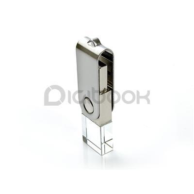 Flashdisk Crystal FDSPC31 Digibook Promotion