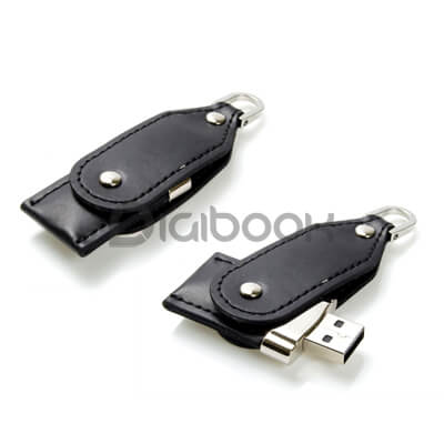 Flashdisk Leather FD610 Digibook Promotion