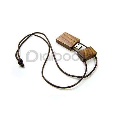 Flashdisk Wood FDWD03 Digibook Promotion