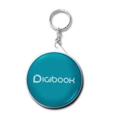 Gantungan Kunci Pin Depan Digibook Promotion