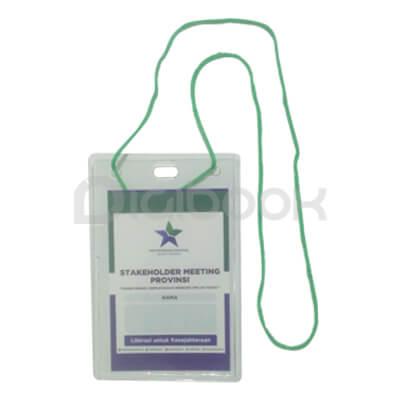 ID Card Tali Kur Digibook Promotion