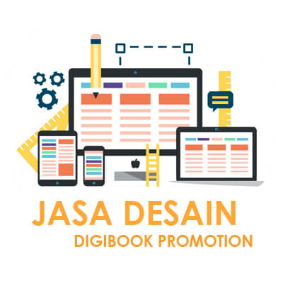 Jasa Design Digibook Promotion