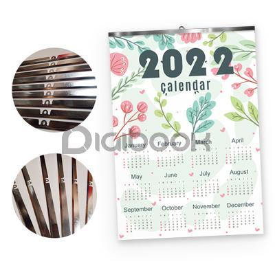 Kalender Dinding Klem Besi 1 Digibook Promotion