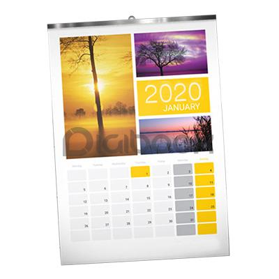 Kalender Dinding Klem Besi 2 Digibook Promotion