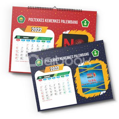 Kalender Dinding Spiral Landscape 1 Digibook Promotion