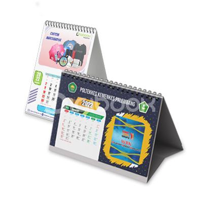 Kalender Meja Duplex 2 Digibook Promotion