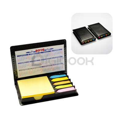 Memo Leather Post It N 815 Digibook Promotion