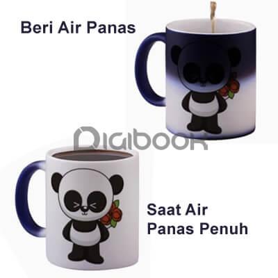 Mug Bunglon Berubah Digibook Promotion