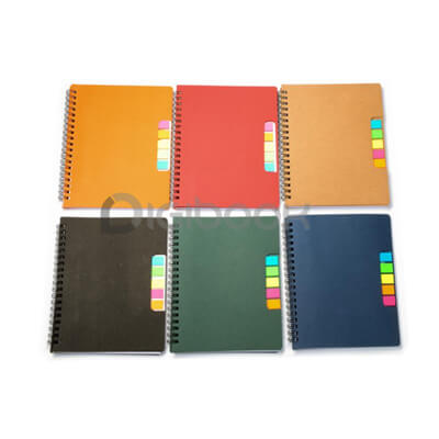 Notebook Colourful Plus Post It Digibook Promotion