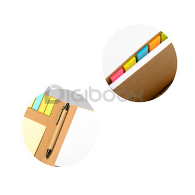 Notebook Easy Post It N 808 Digibook Promotion