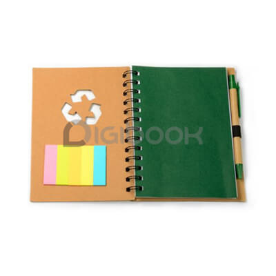 Notebook Recycle Post It N 803 Digibook Promotion