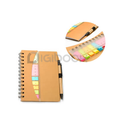 Notebook Ruler Post It N 806 Digibook Promotion