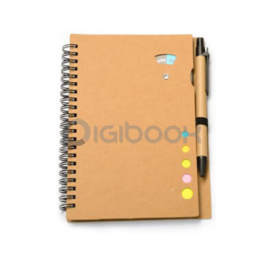 Notebook Week Post It Digibook Promotion