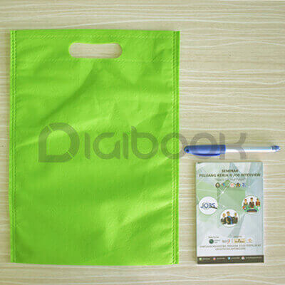 Paket Seminar Kit Basic 3 Digibook Promotion