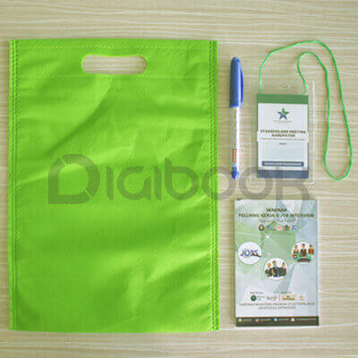 Paket Seminar Kit Basic 5 Digibook Promotion