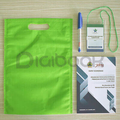 Paket Seminar Kit Basic 6 Digibook Promotion
