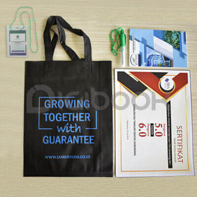 Paket Seminar Kit Bronze 5 Digibook Promotion