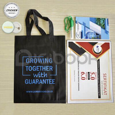 Paket Seminar Kit Bronze 6 Digibook Promotion
