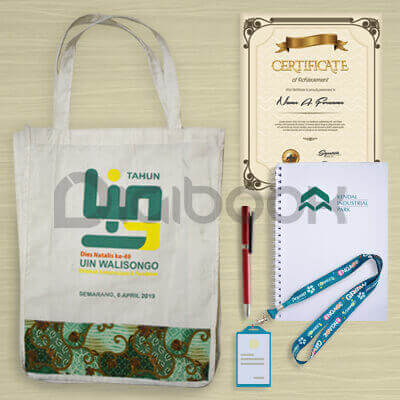 Paket Seminar Kit Silver 2 Digibook Promotion