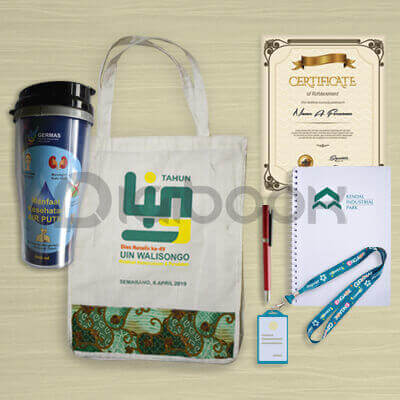 Paket Seminar Kit Silver 3 Digibook Promotion