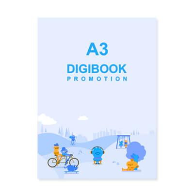 Print On Demand Digibook Promotion