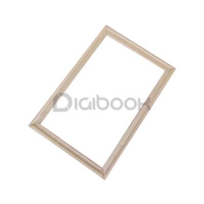 Produk Bingkai Kayu 1 Digibook Promotion